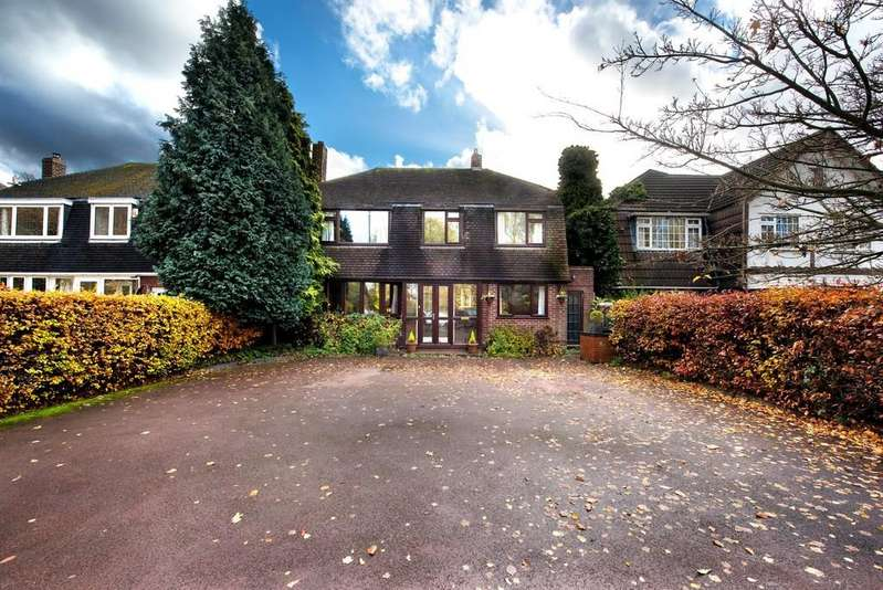 4 Bedrooms Detached House for sale in Monmouth Drive, Sutton Coldfield