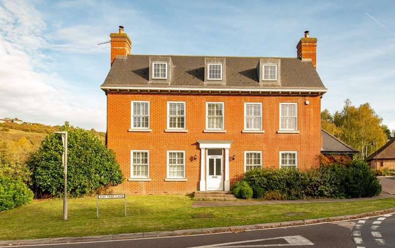 6 Bedrooms Detached House for sale in Darland Farm, Capstone Road, Chatham, Kent, ME5