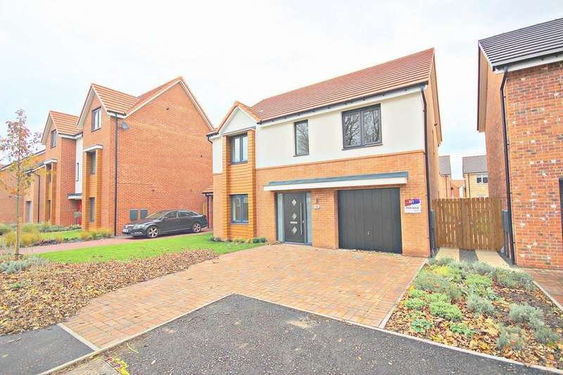 4 Bedrooms Detached House for sale in Highbury Close, Birtley, Chester Le Street
