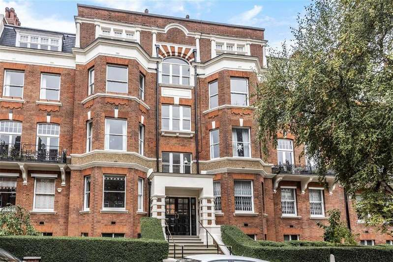 3 Bedrooms Flat for sale in Marlborough Mansions, West Hampstead, London
