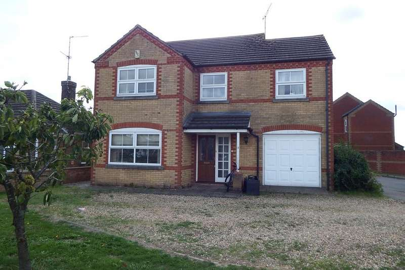 4 Bedrooms Detached House for sale in The Boundaries, Holbeach, PE12