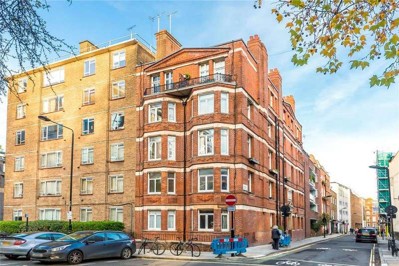 1 Bedroom Flat for sale in Kingsway Mansions, 23A Red Lion Square, London, WC1R