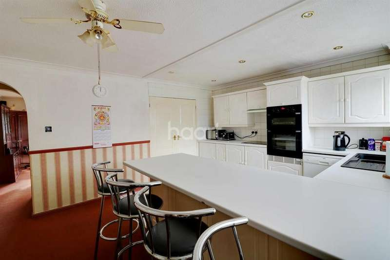 3 Bedrooms End Of Terrace House for sale in Chelsea Gardens, Lu5