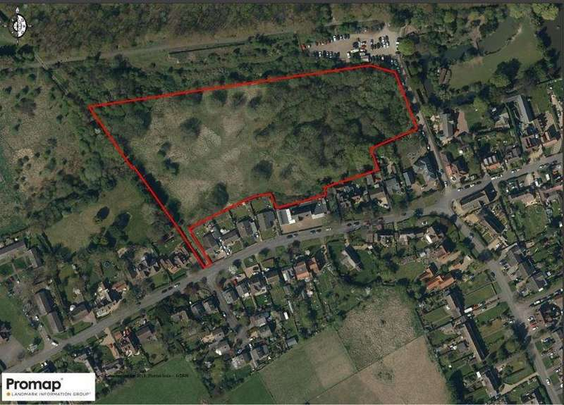 Land Commercial for sale in Church Road, Willington, Bedford, Bedfordshire, MK44