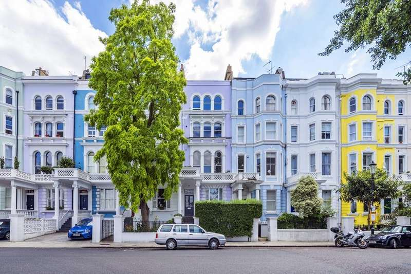 2 Bedrooms Apartment Flat for sale in COLVILLE TERRACE, NOTTING HILL, W11