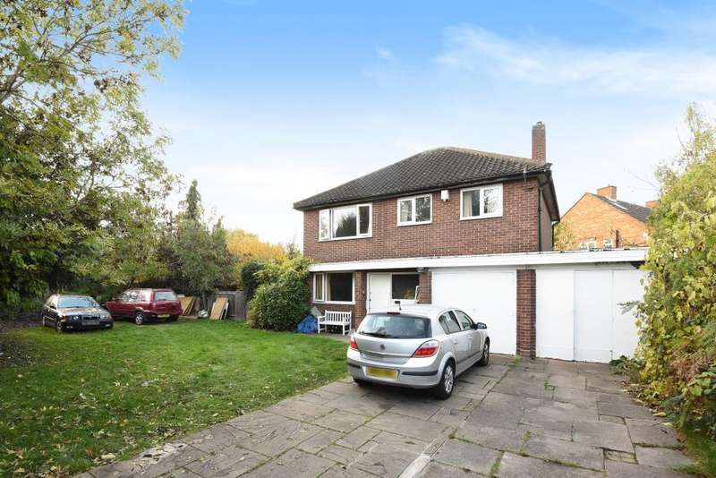 4 Bedrooms Detached House for sale in St Jamess Road, Hampton Hill, TW12