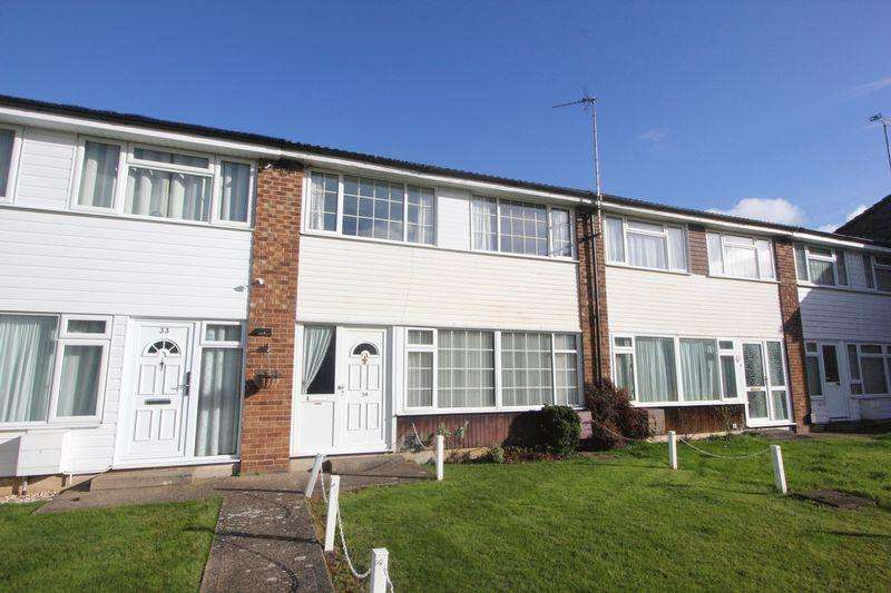 3 Bedrooms Terraced House for sale in Collings Wells Close, Caddington