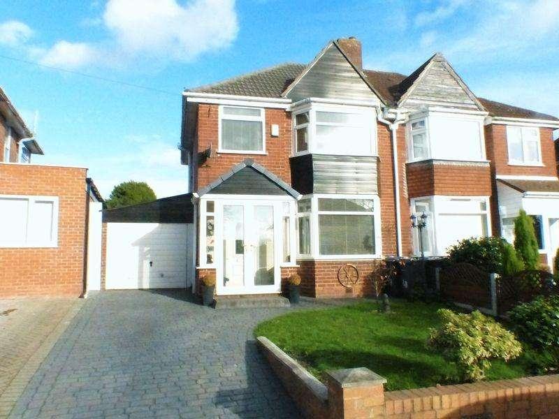 3 Bedrooms Semi Detached House for sale in Beacon Road, Kingstanding, Birmingham