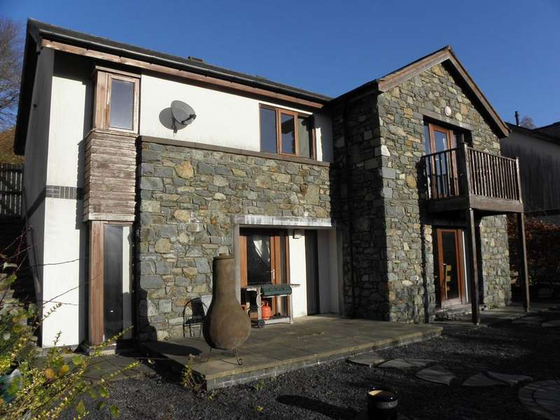 3 Bedrooms Detached House for sale in 2 Coed y Bryn, Dolgellau, LL40 2AX