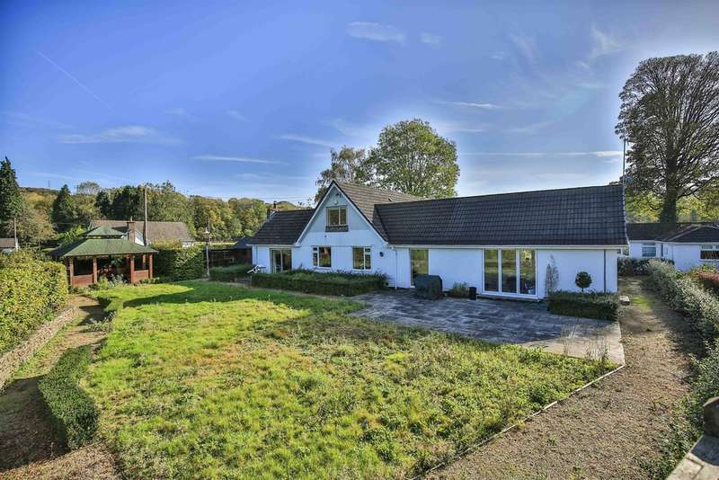 4 Bedrooms Detached House for sale in Ironbridge Road, Tongwynlais, Cardiff