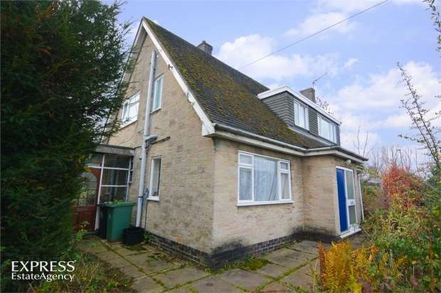 3 Bedrooms Detached House for sale in Ashbourne Road, Turnditch, Belper, Derbyshire