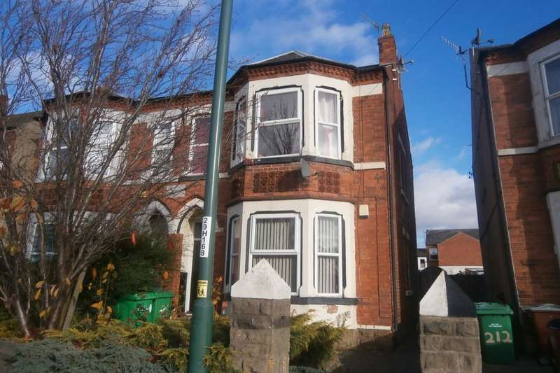 3 Bedrooms Semi Detached House for sale in Highbury Road, Nottingham, NG6