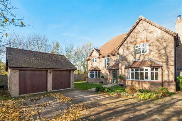 5 Bedrooms Detached House for sale in Bromham Road, Biddenham, Bedford