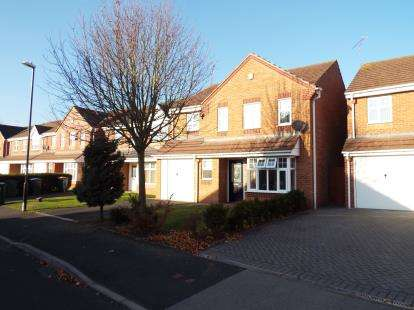 4 Bedrooms Detached House for sale in Kingsford Road, Radford, Coventry, West Midlands