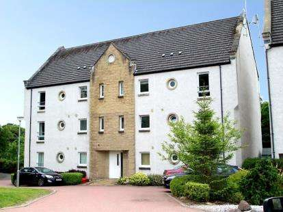 2 Bedrooms Flat for sale in Gilbert Sheddon Court, Stewarton