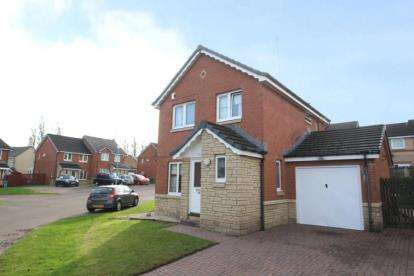 3 Bedrooms Detached House for sale in Newtyle Place, Glasgow