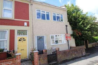 2 Bedrooms Flat for sale in Upton Road, Southville, Bristol