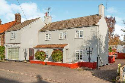 3 Bedrooms End Of Terrace House for sale in High Street, Swineshead, Boston, Lincolnshire