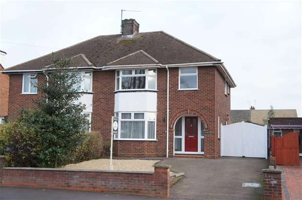 3 Bedrooms Semi Detached House for sale in Putnoe Street, Bedford