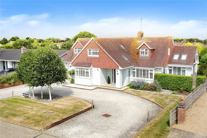 5 Bedrooms Bungalow for sale in Willowhayne, East Preston, West Sussex