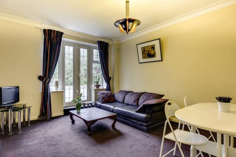 3 Bedrooms Apartment Flat for sale in Acol Court, Acol Road, London, NW6