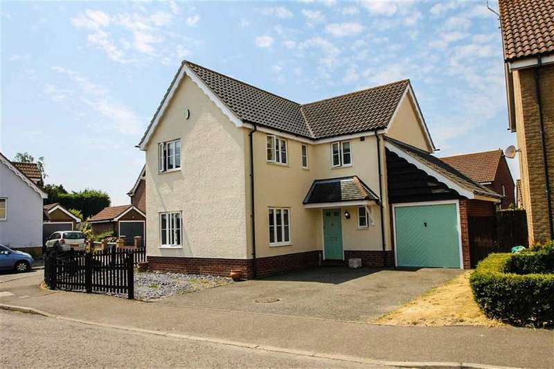 4 Bedrooms Detached House for sale in Elthorne Park, Clacton-on-Sea