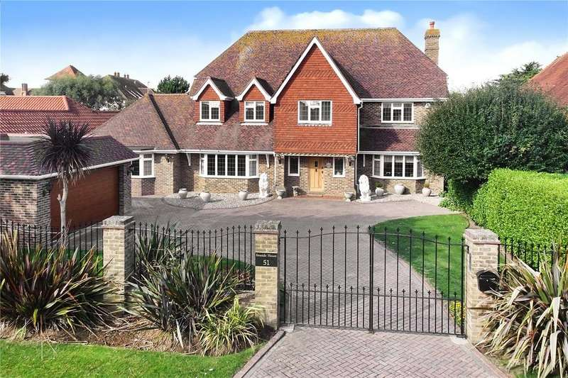 5 Bedrooms Detached House for sale in Willowhayne, East Preston, West Sussex
