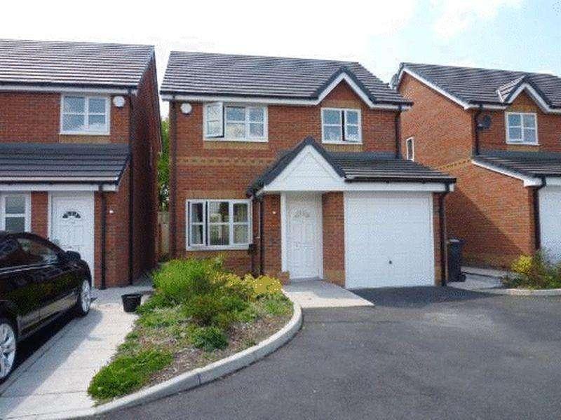 3 Bedrooms Detached House for sale in Eltham Walk, Widnes