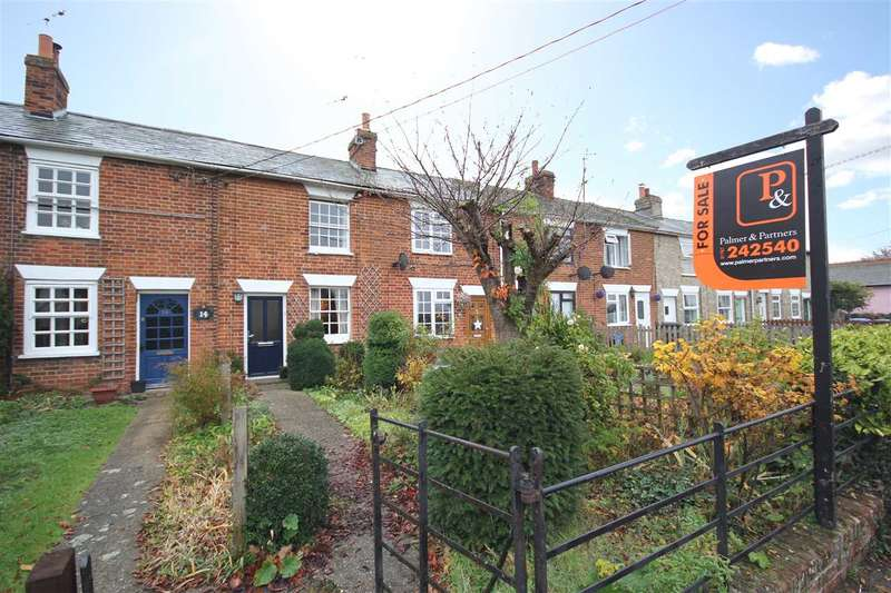 2 Bedrooms Terraced House for sale in Nayland Road, Bures