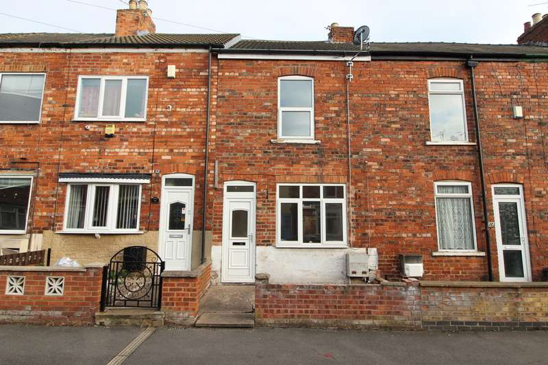 3 Bedrooms Terraced House for sale in Stanley Street, Gainsborough DN21