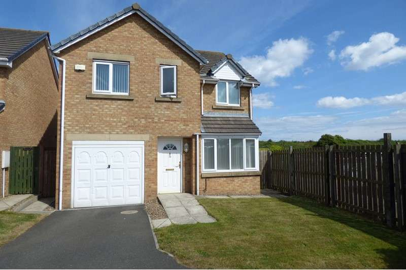 4 Bedrooms Property for sale in Woodhorn Farm, Newbiggin-by-the-Sea, Northumberland, NE64 6AH