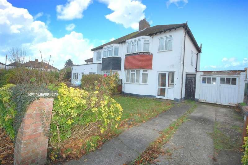 3 Bedrooms Semi Detached House for sale in Ellenbrook, Hatfield
