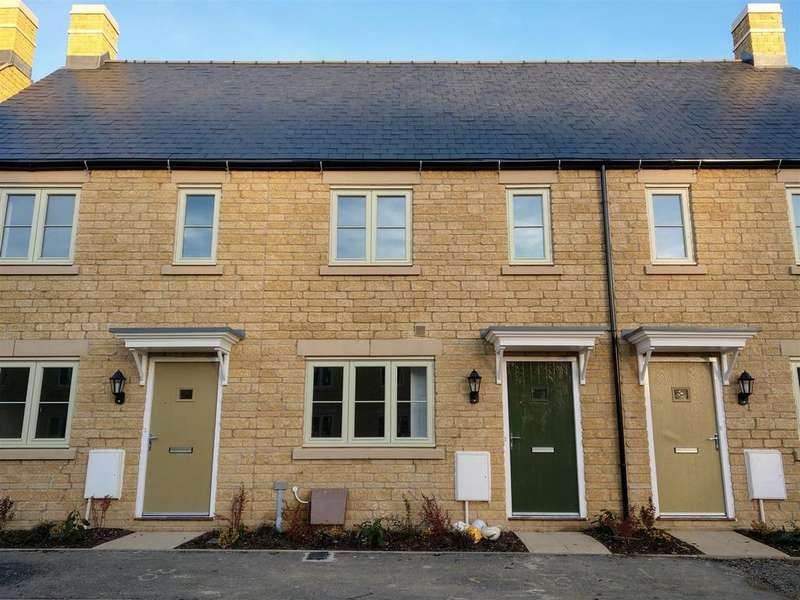 2 Bedrooms Terraced House for sale in Todenham Road, Moreton in Marsh, Gloucestershire