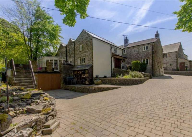 4 Bedrooms Detached House for sale in Bank Cottage, Great Hucklow, Great Hucklow Buxton, Derbyshire, SK17