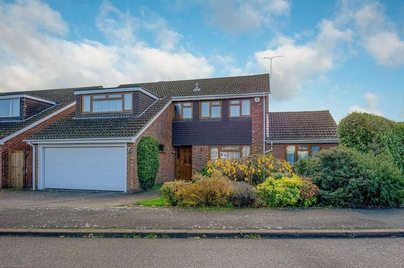 4 Bedrooms Detached House for sale in Orkney Close, Stewkley, Leighton Buzzard