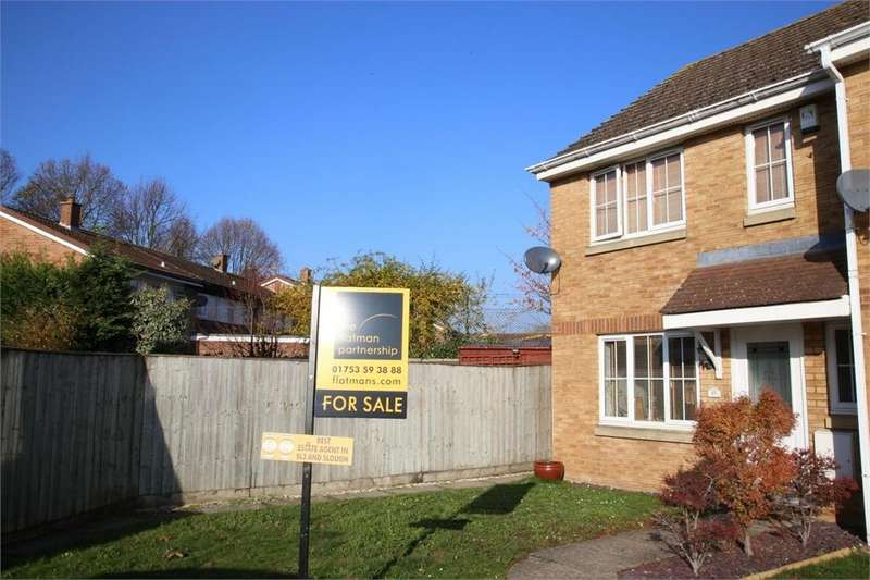 3 Bedrooms End Of Terrace House for sale in Blunden Drive, Langley, Berkshire