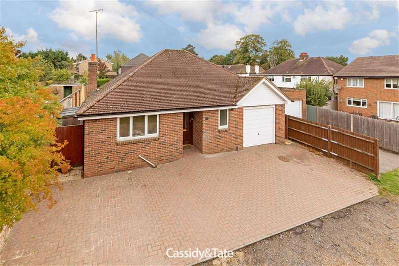 3 Bedrooms Property for sale in St Albans Road, St Albans, Hertfordshire
