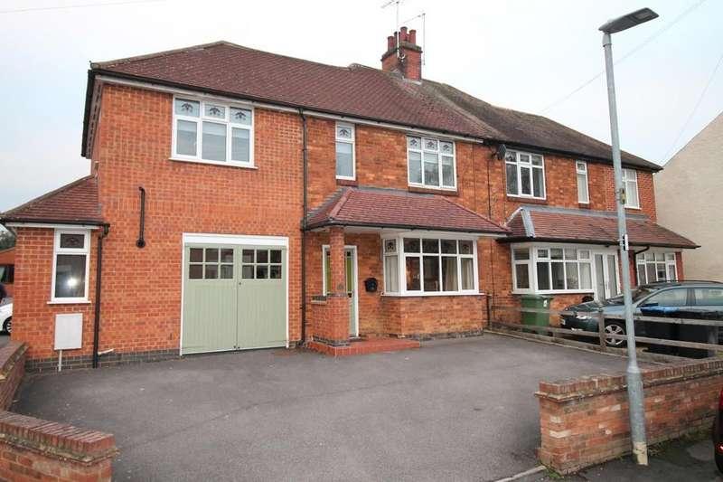 3 Bedrooms Semi Detached House for sale in Queen Street, Market Harborough