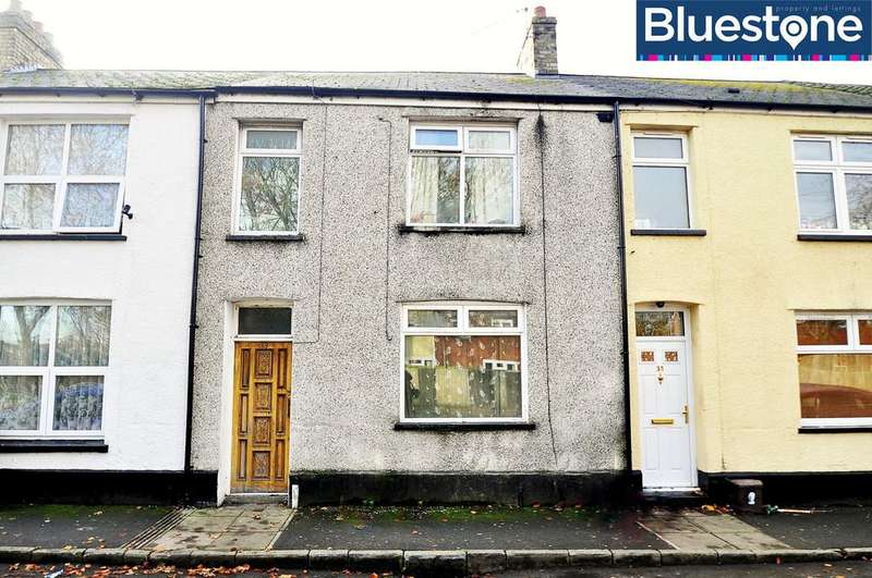 3 Bedrooms Terraced House for sale in Capel Crescent, Newport