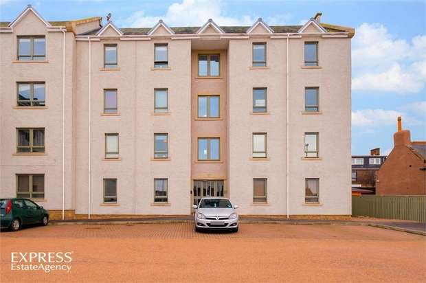 2 Bedrooms Flat for sale in Sharpe Place, Montrose, Angus