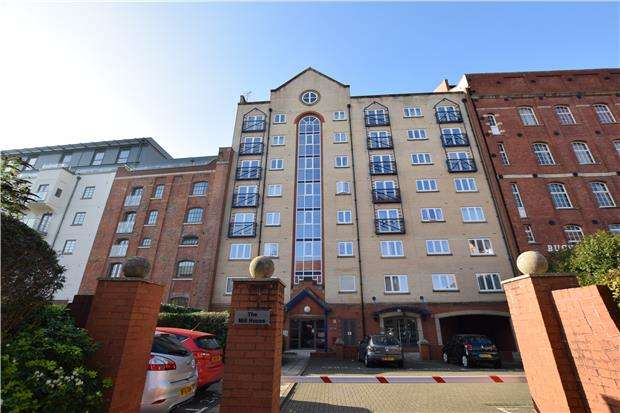 Studio Flat for sale in The Mill House, Ferry Street, BRISTOL, BS1 6HH