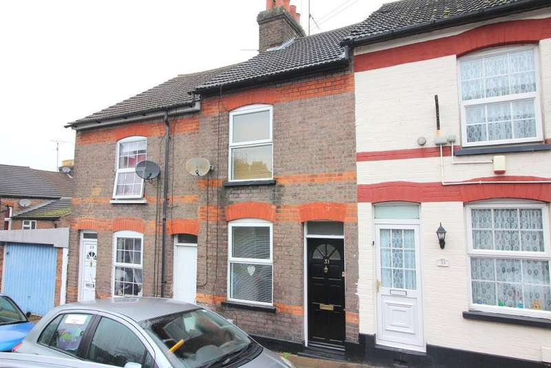 2 Bedrooms Terraced House for sale in Cowper Street, Luton, Bedfordshire, LU1 3SQ