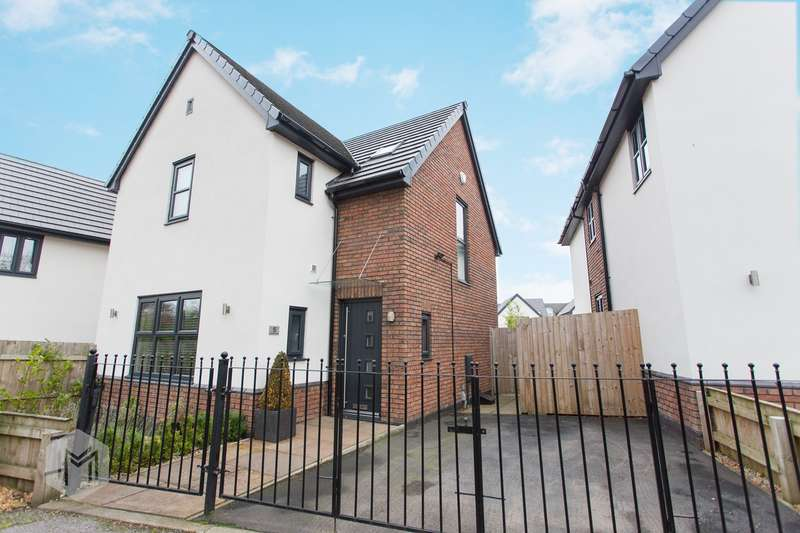 3 Bedrooms Detached House for sale in Chorlton Fold, Monton, Manchester, M30