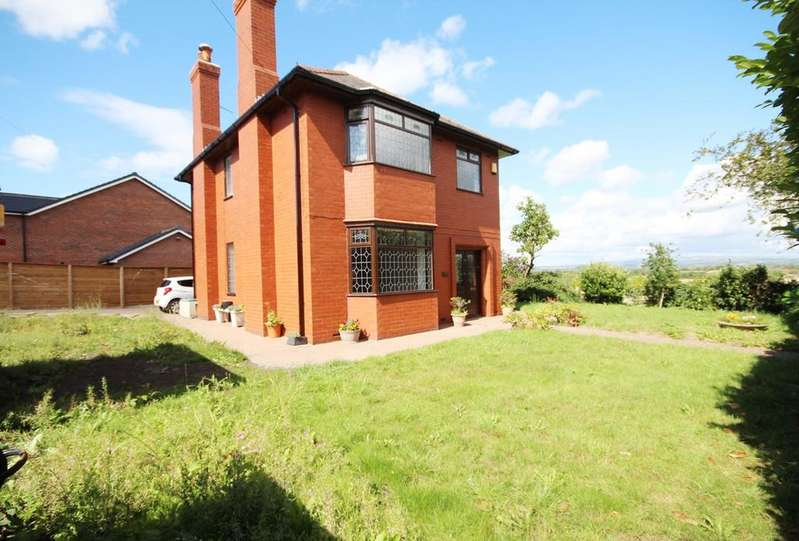4 Bedrooms Detached House for sale in Bolton Road, Ashton-in-Makerfield, Wigan, WN4