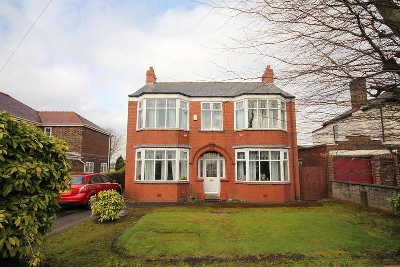 3 Bedrooms Detached House for sale in Ashton Road, Newton-le-Willows, WA12