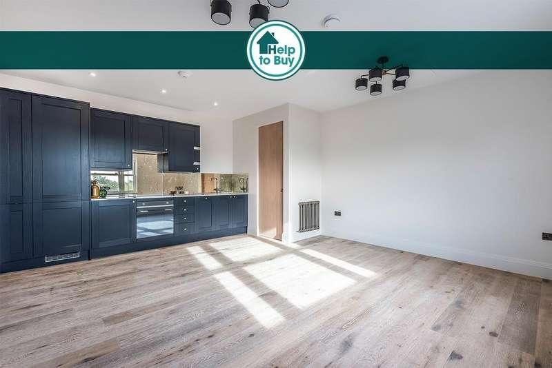 2 Bedrooms Flat for sale in Westwood Park London SE23