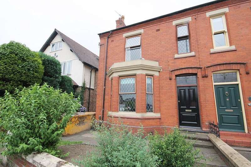 4 Bedrooms Semi Detached House for sale in Manchester Road, Paddington, Warrington, WA1