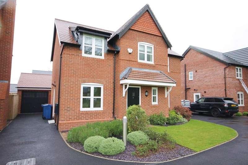 4 Bedrooms Detached House for sale in Commissioner Square, Paddington, Warrington, WA1