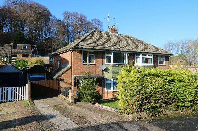 3 Bedrooms Semi Detached House for sale in Five Acre Wood, High Wycombe