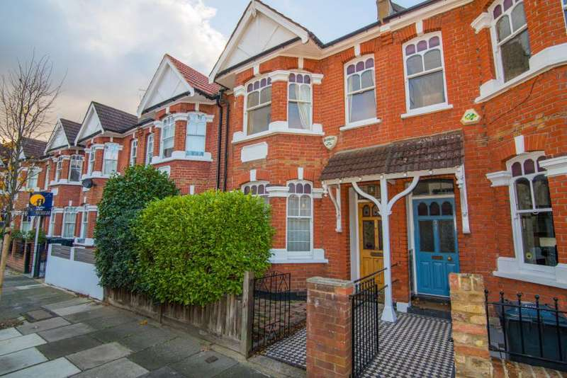 3 Bedrooms House for sale in Kingscote Road, Chiswick W4
